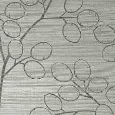 Thibaut Natural Resource 2 Money Tree T83014 Wallpaper