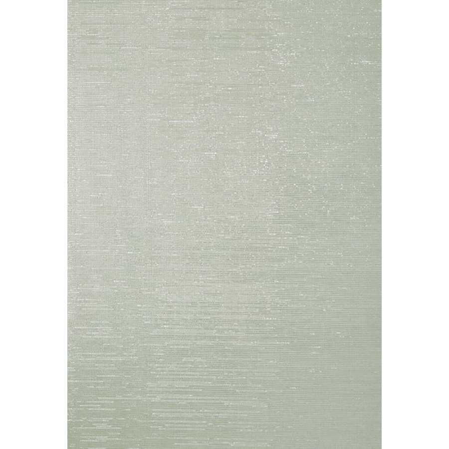 Thibaut Natural Resource 2 Moonlight T83060 Silver on Aqua Wallpaper