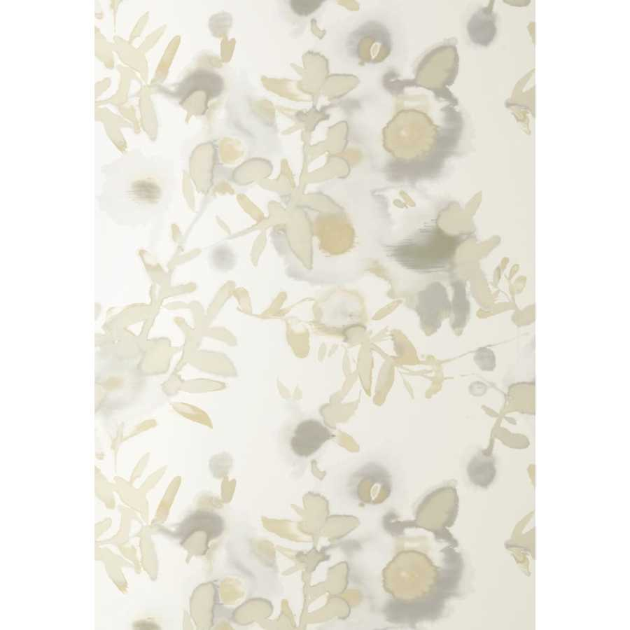 Thibaut Summer House Open Spaces T13167 Pearl Wallpaper