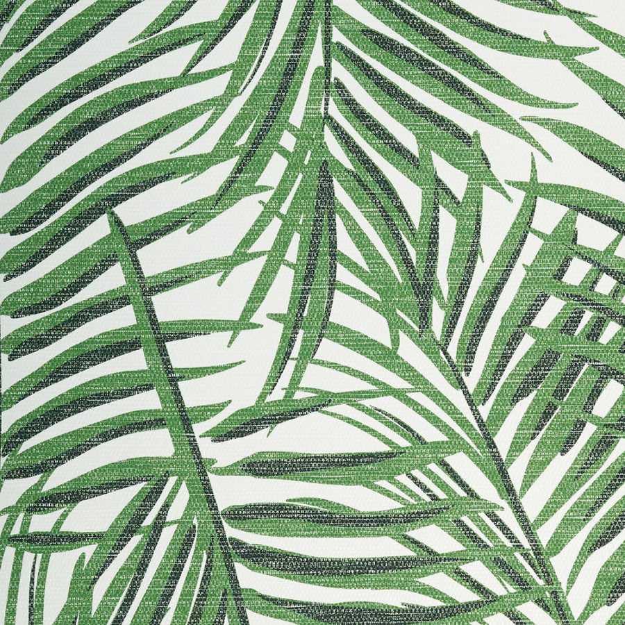 Thibaut Summer House West Palm T13117 Emerald Green Wallpaper