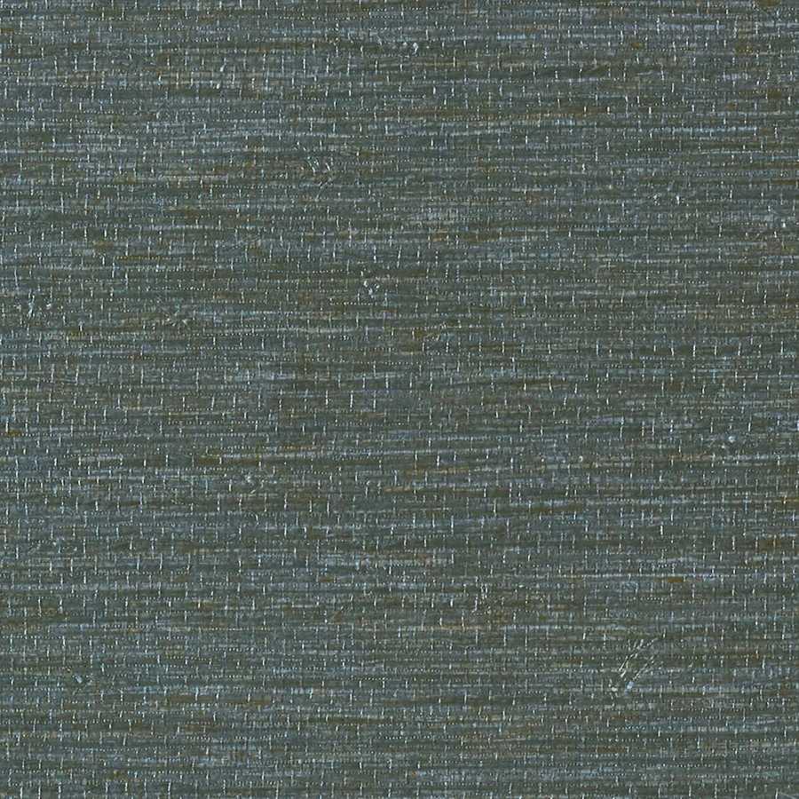 Thibaut Texture Resource 5 Arrowroot T57187 Slate Blue Wallpaper