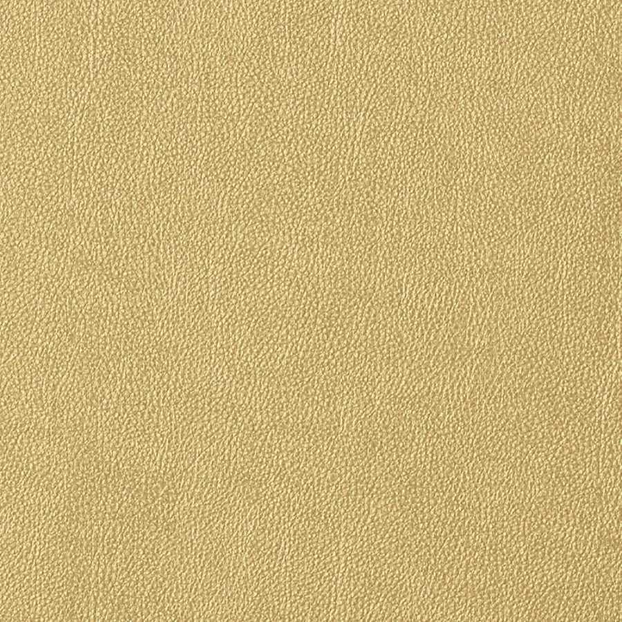 Thibaut Texture Resource 5 Western Leather T57161 Metallic Gold Wallpaper
