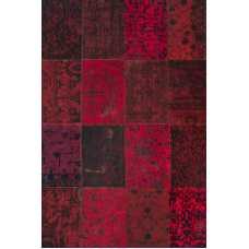 Louis De Poortere Vintage Multi Rug - 8014 Red