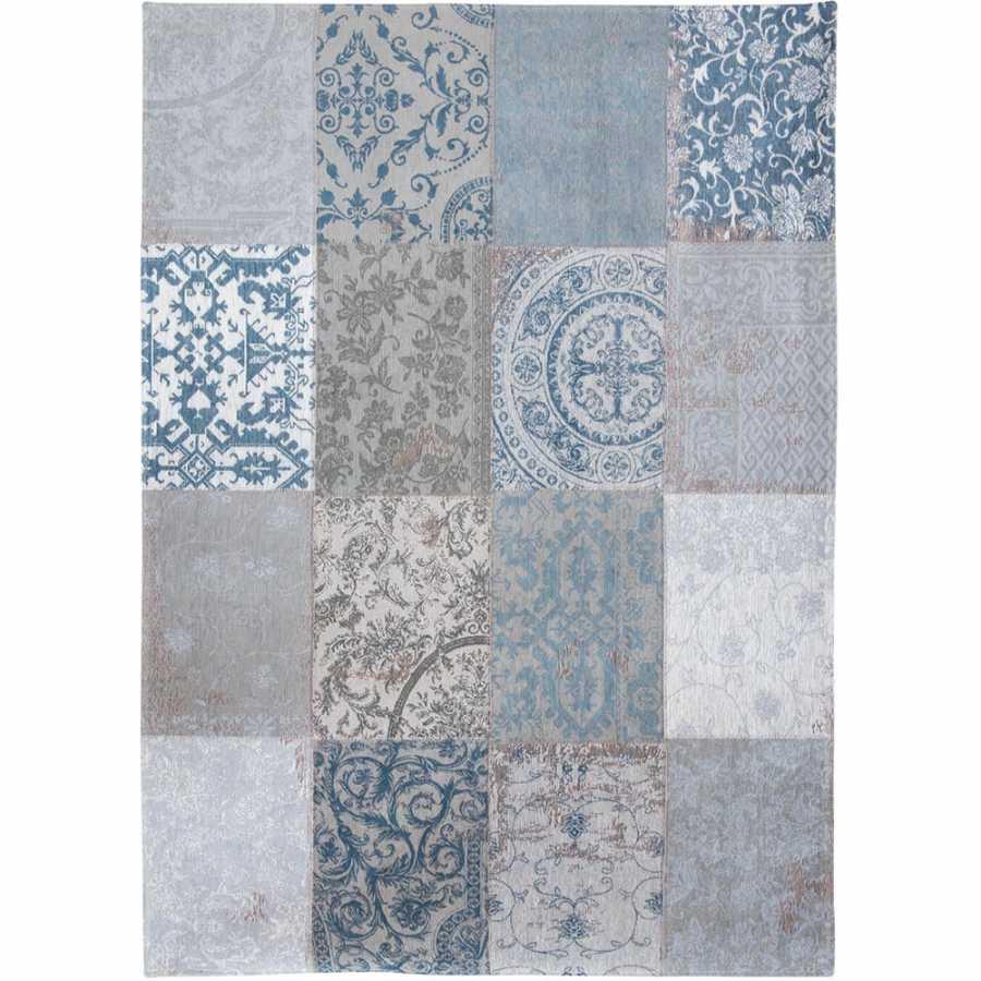 Louis De Poortere Multi Rug - Bruges Blue 8981