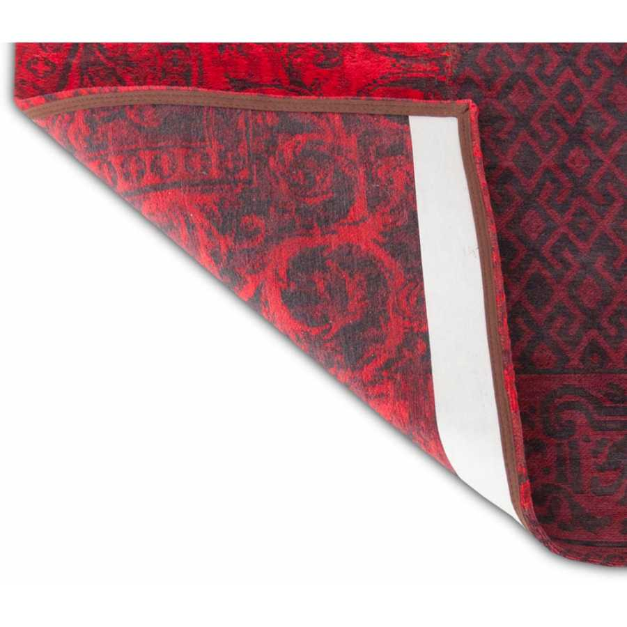 Louis De Poortere Multi Rug - Red 8014