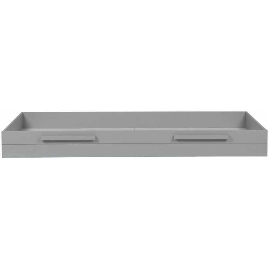 WOOOD Bed Drawer - Concrete Grey