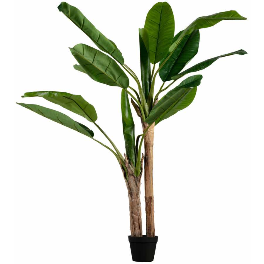 WOOOD Banana Artificial Plant - Small