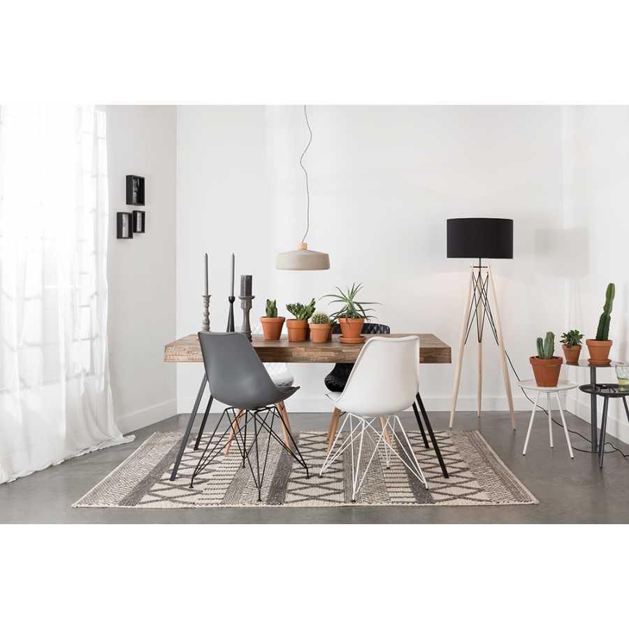 Naken Interiors Frost Side Table