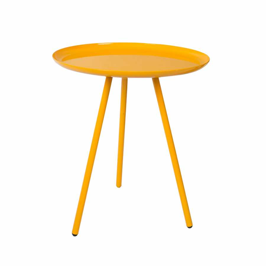 Frost Side Table - Yellow