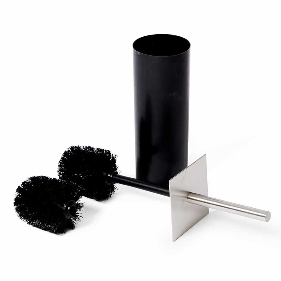 Wireworks Arena Toilet Brush - Removable Inner Tube & Brushed