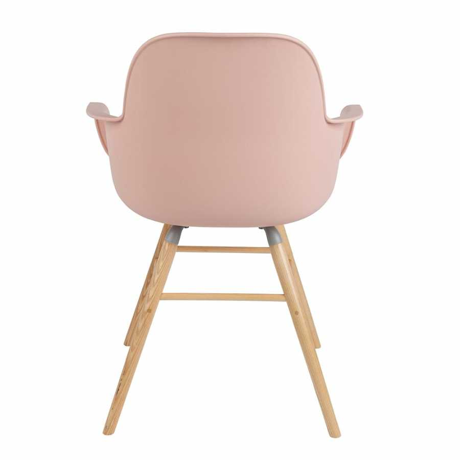 Zuiver Albert Kuip Armchair - Old Pink
