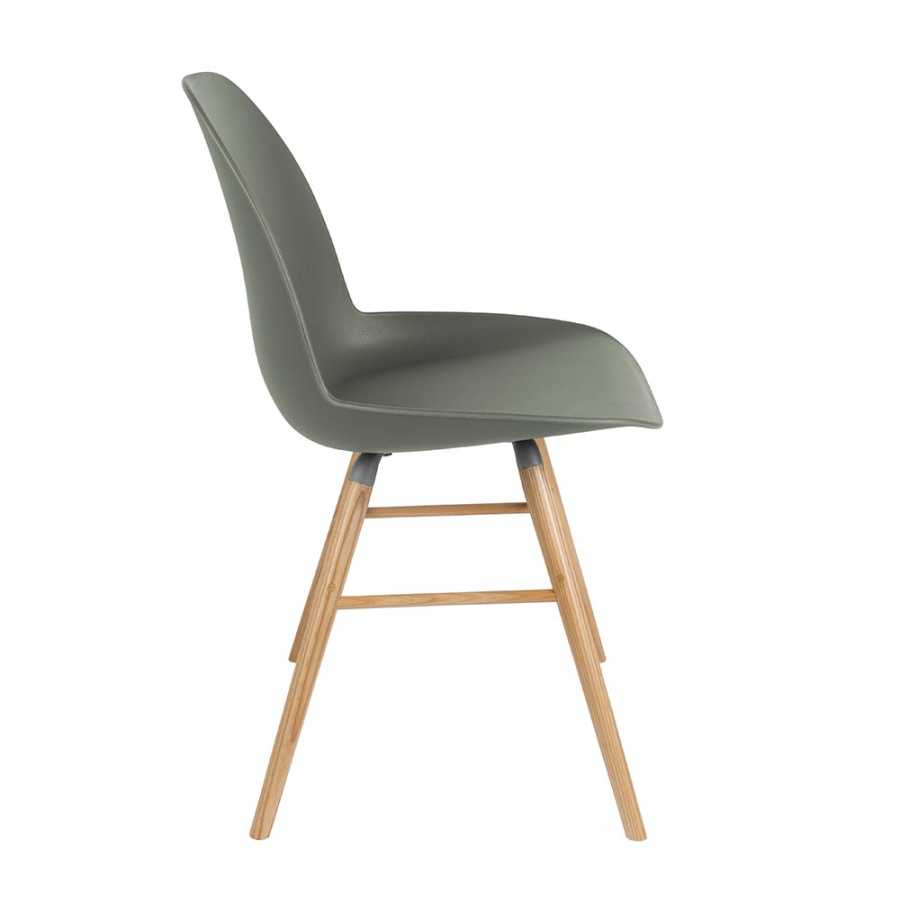 Zuiver Albert Kuip Chair - Green