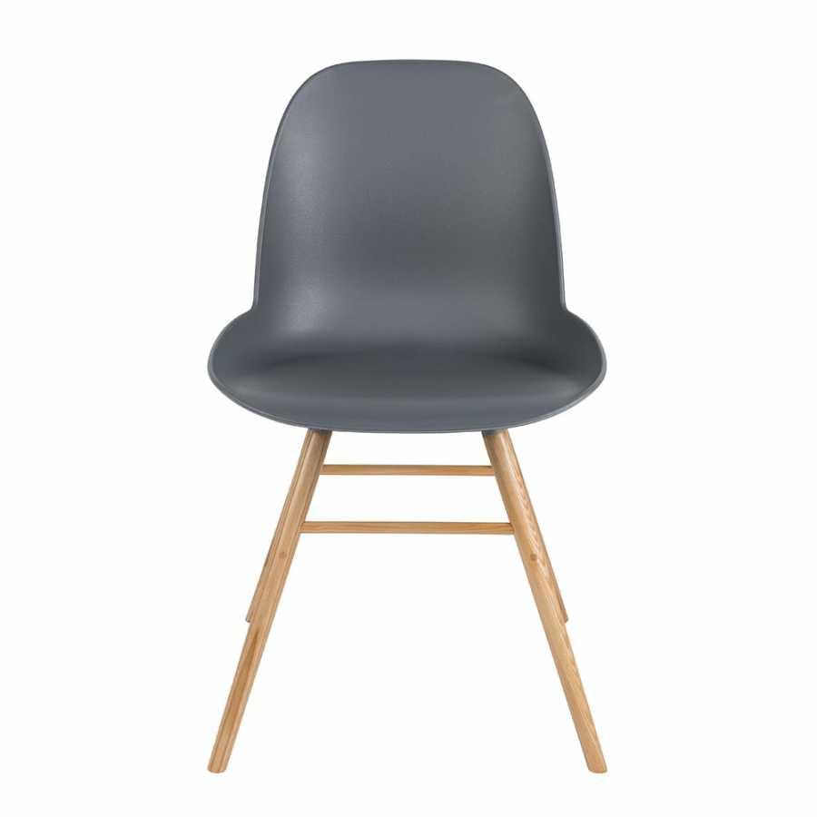Zuiver Albert Kuip Chair - Dark Grey
