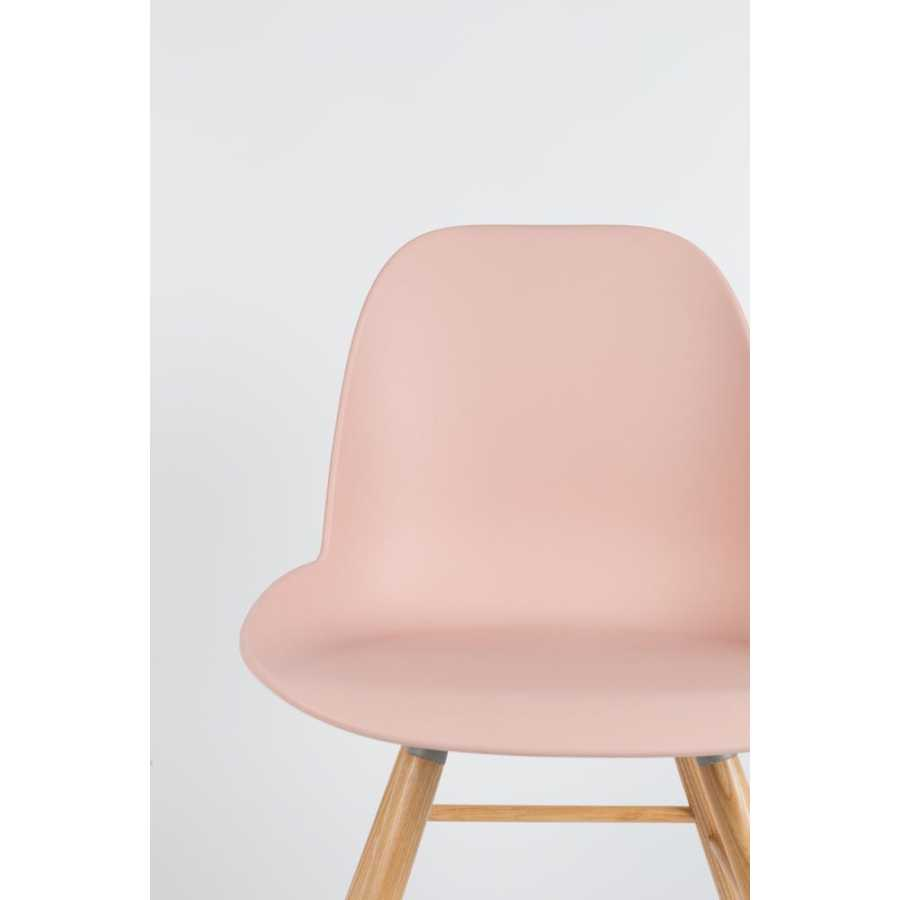 Zuiver Albert Kuip Chair - Old Pink