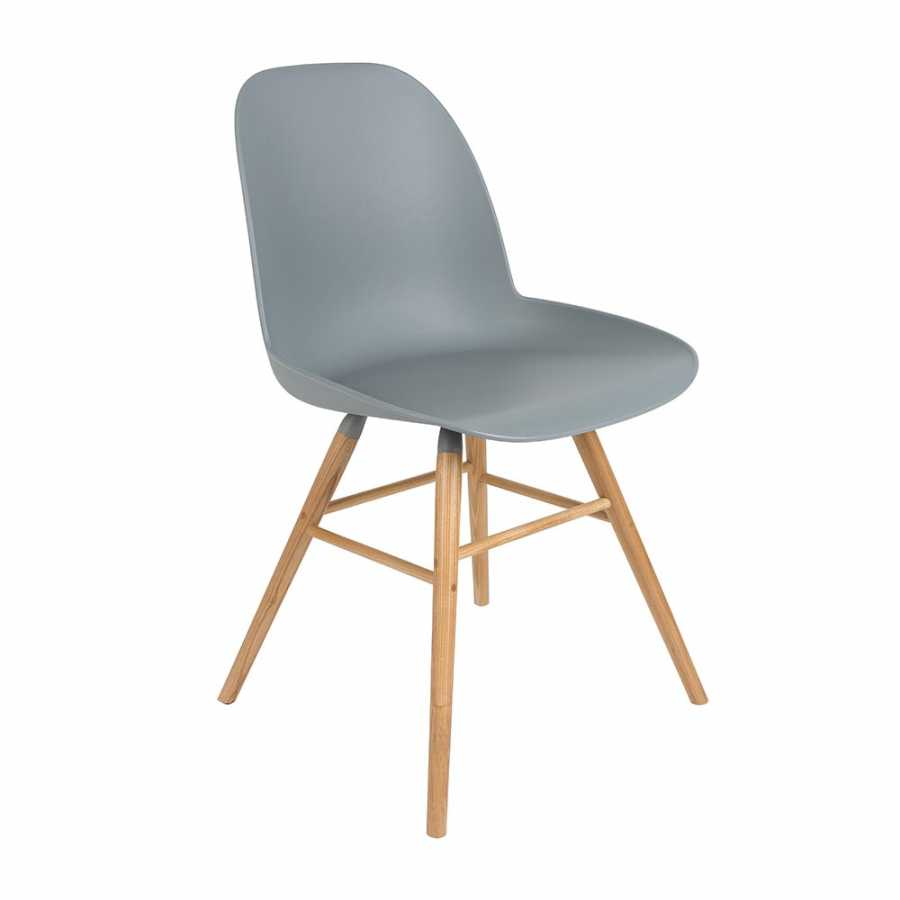 Zuiver Albert Kuip Chair - Light Grey