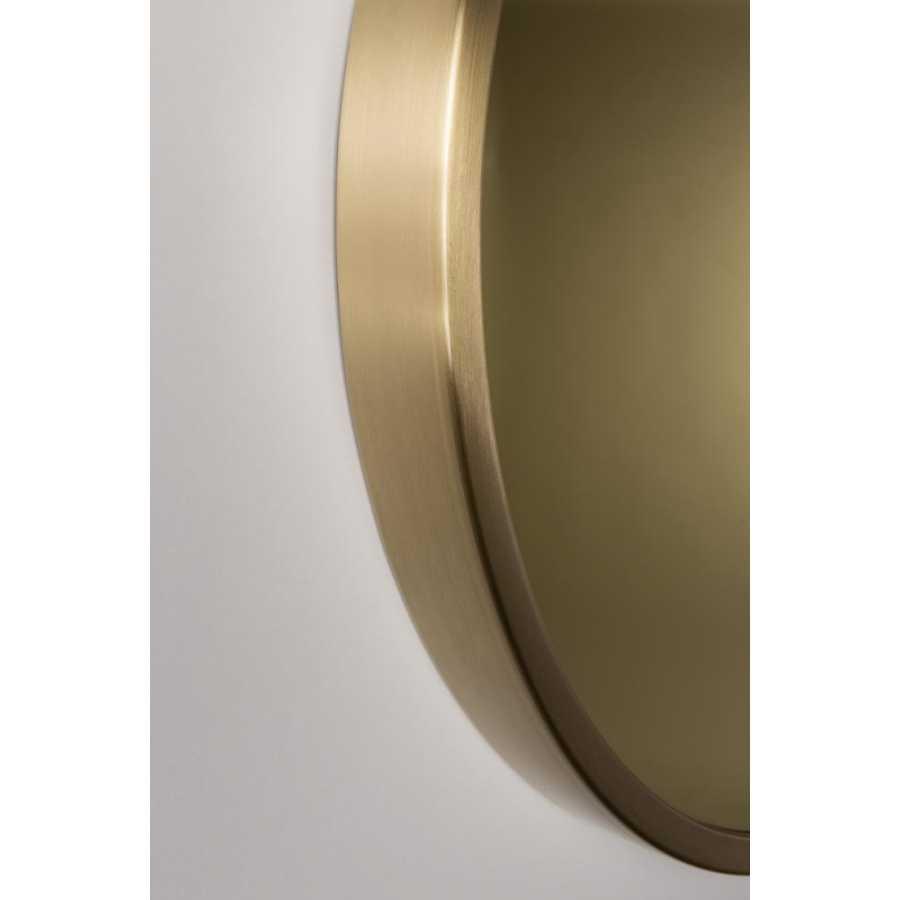Zuiver Bandit Mirror - Brass