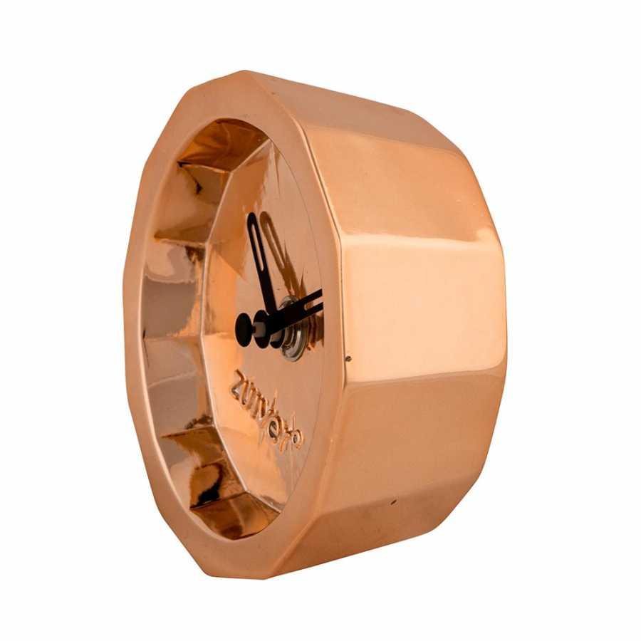 Zuiver Bink Time Clock - Copper