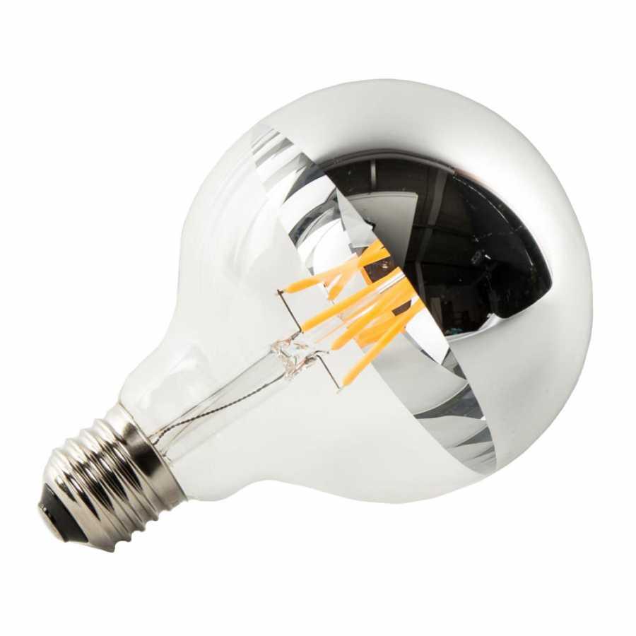 Zuiver E27 / 4W Mirror LED Filament Lightbulb