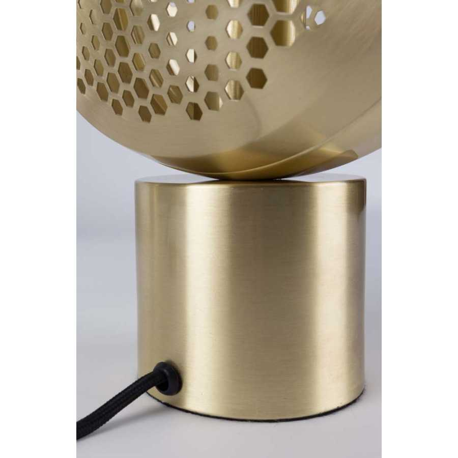 Zuiver Gringo Table Lamps - Brass