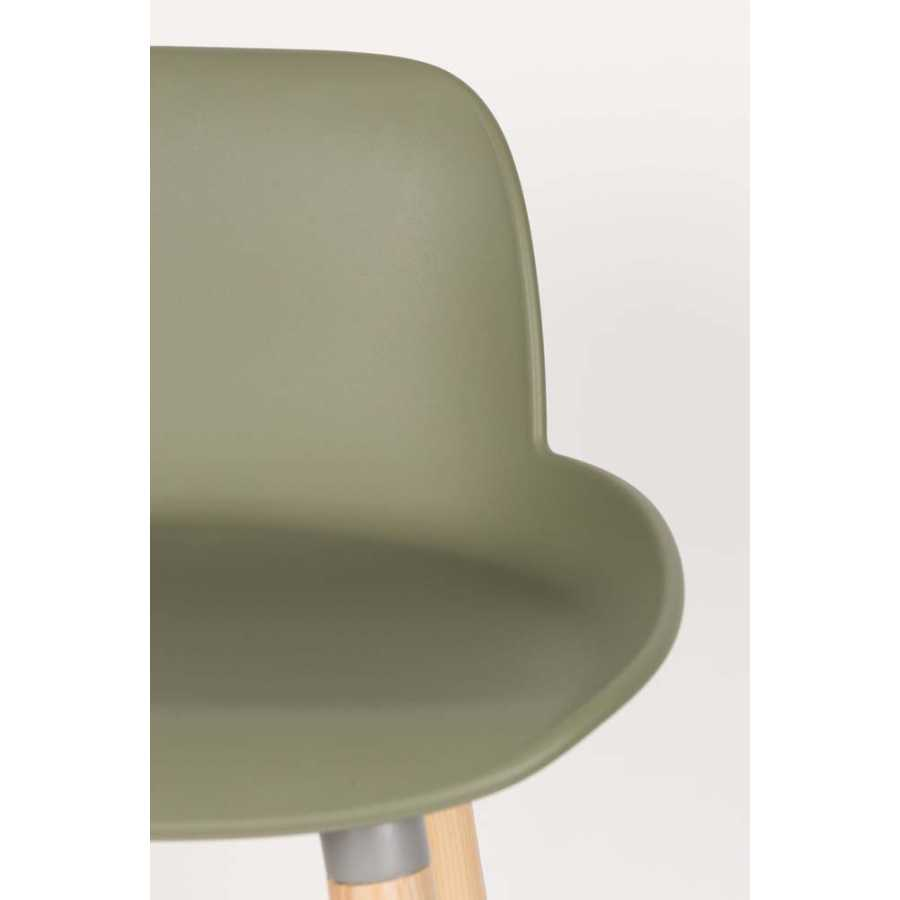 Zuiver Albert Kuip Bar Stools - Green