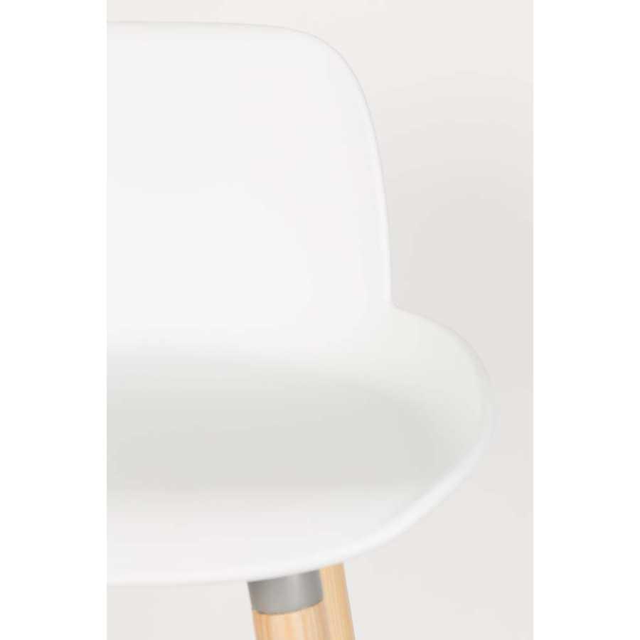 Zuiver Albert Kuip Bar Stools - White