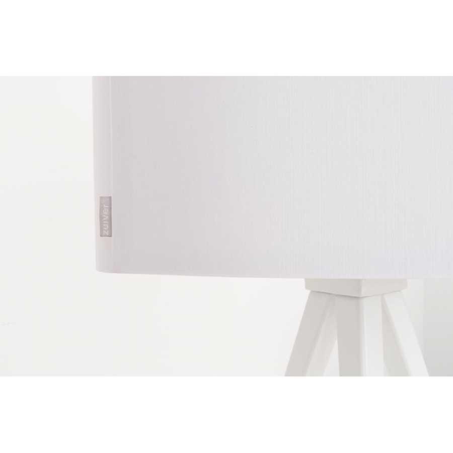 Zuiver Tripod Table Lamp - White