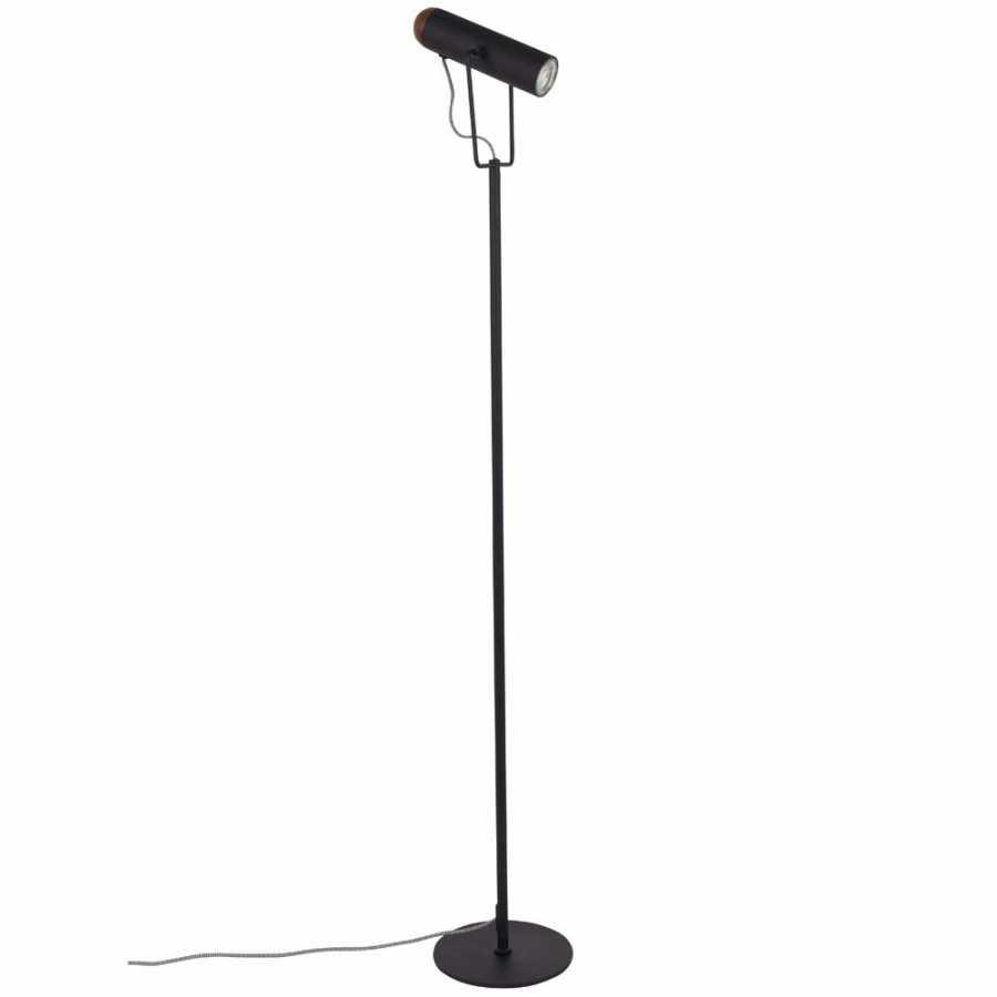 Zuiver Marlon Floor Lamp - Black