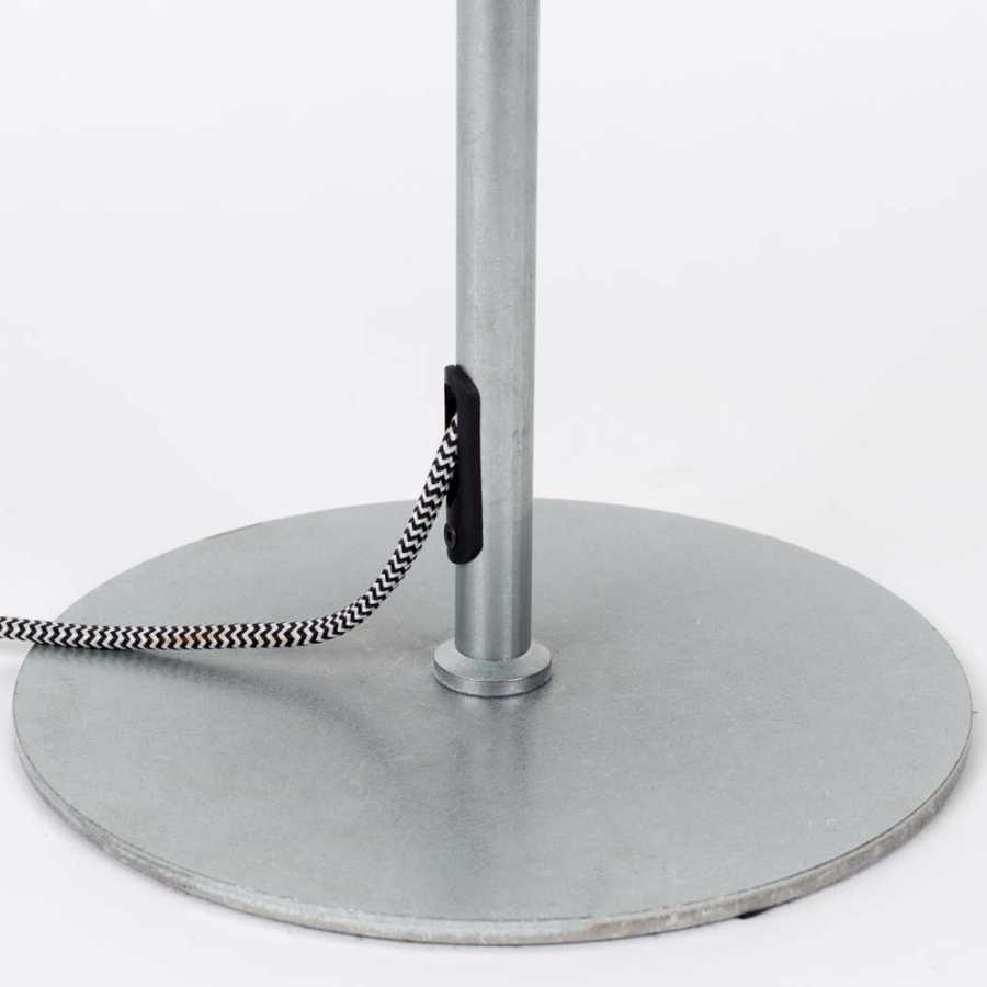Zuiver Marlon Floor Lamp - Galvanised
