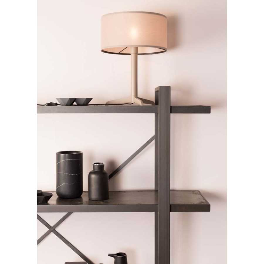 Zuiver Shelby Table Lamp - Taupe