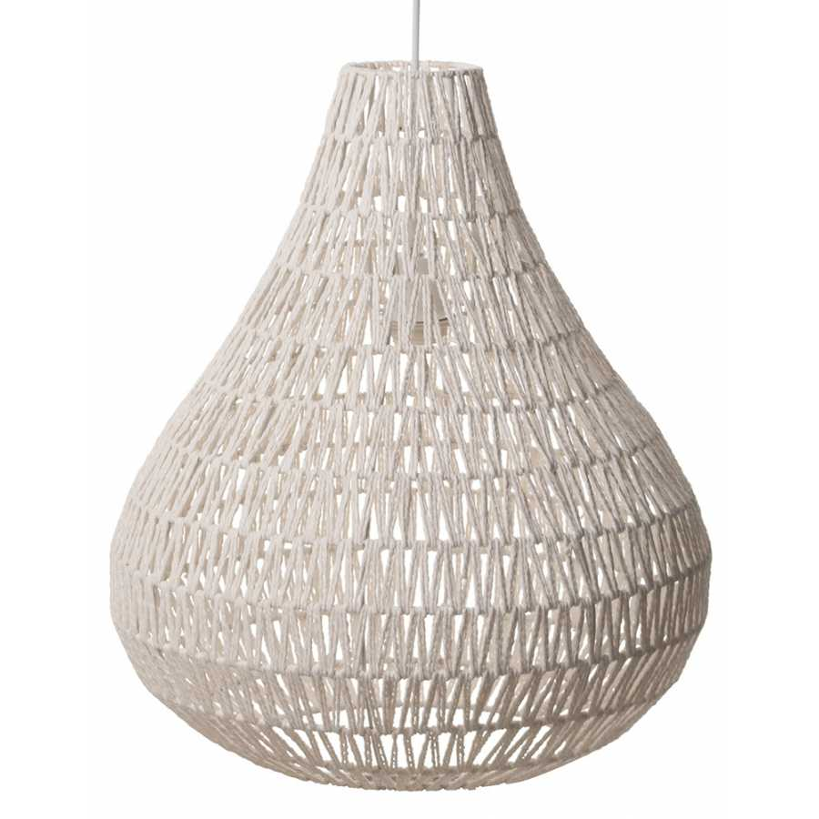 Zuiver Cable Drop Pendant Light - White