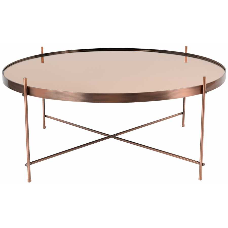 Zuiver Cupid Coffee Table - Extra Large - Copper