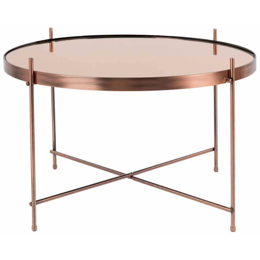 Zuiver Cupid Coffee Table - Large - Copper