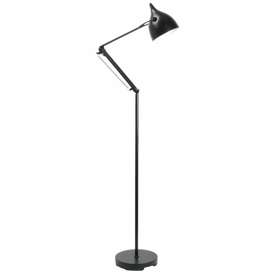 Zuiver Reader Floor Lamp - Matt Black