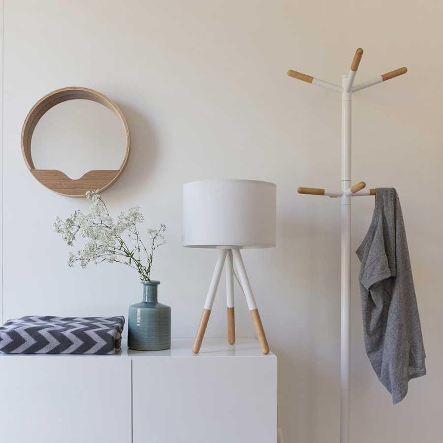 Zuiver Wooden Tip Coat Stand