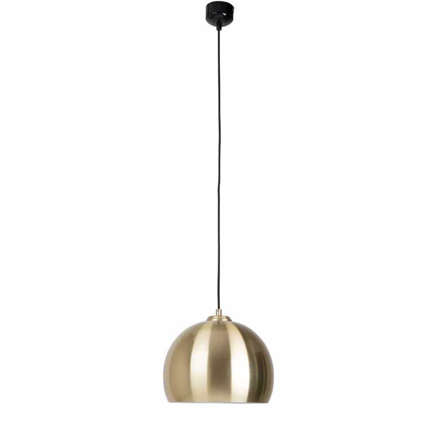 Zuiver Big Glow Pendant Light - Brass