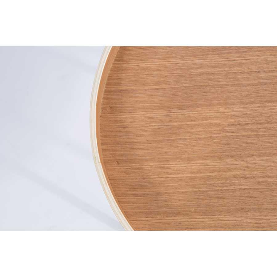 Zuiver Oak Tray Side Table