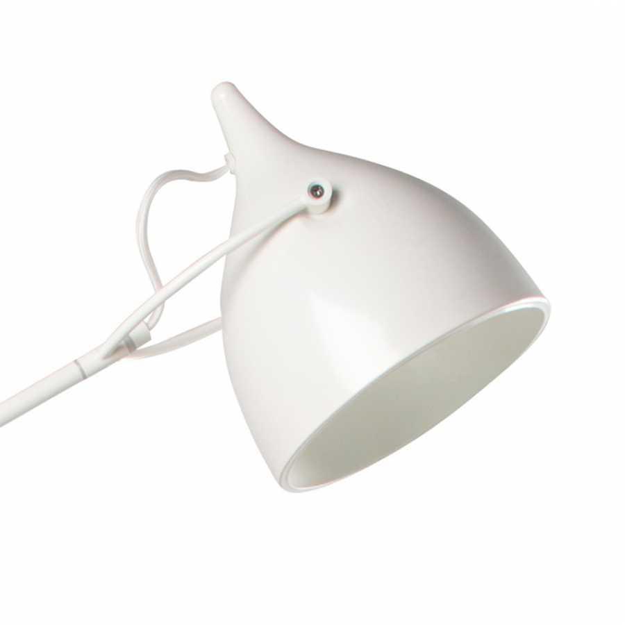Zuiver Reader Floor Lamp - White